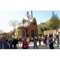 Barselona Güell Parki Ve Gaudi