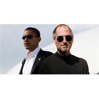 Jobs'un Vefatı En Çok Obama'ya Zarar Verecek