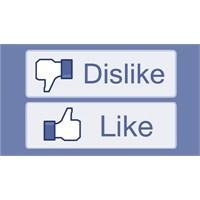 Facebook'a ' Beğenme' Özelliği Geldi