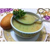 Kereviz Çorbası ( Sebzeli )
