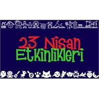 23 Nisan Etkinlikleri