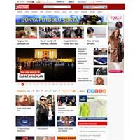 Hürriyet.Com.Tr Yeni Yüzü İle Yayında