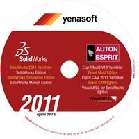 Ücretsiz Solidworks 2011 Eğitim Dvd'si