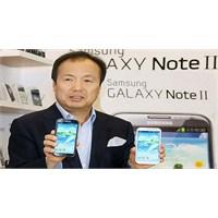 Galaxy Note Ve Galaxy Note İi Satışları Kaç Milyon