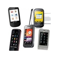 Dokunmatik Ekranlı Telefonlar İçin 180 Adet Oyun