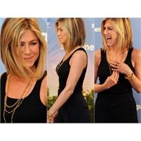 Jennifer Aniston'un Yeni Saç Modeli