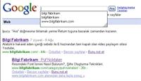 Google Son Aranan Kelimeleri Temizlemek İçin