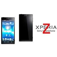 Sony Xperia Z Türkiye Fiyat1 Belli Oldu