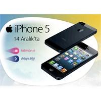 Turkcell İphone 5 İçin Ön Siparişe Başladı!