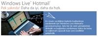 Windows Live Hotmail Deki Yenilikler
