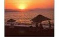 Fethiye/çalış Sahilinde Renklerin Dansı