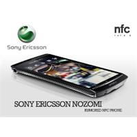 Sony Ericsson Xperia Serisinin Yeni Üyesi: Nozomi