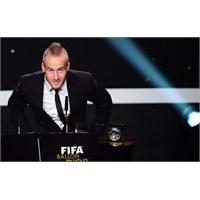 Fifa Puşkas Ödülünü Miraslav Stoch Aldı