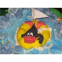 Donald Duck Pastası