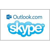Skype Ve Outlook Artık Tek Hesapta