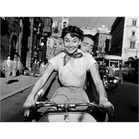 Zarafet, Audrey Hepburn Ve Biraz Da Roman Holiday