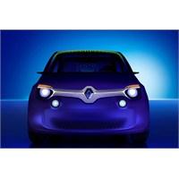 Elektrikli 2013 Renault Twin'z Konsept Aracı