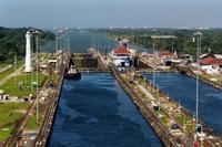 Dünyanın En Uzun Su Kanalı Panamada.