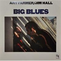 Art Farmer/jim Hall - Big Blues 180 Gr Lp