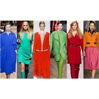 Renklere Göre Giyinmek