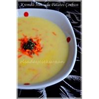 Kremalı Havuçlu Patates Çorbası