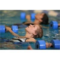 Yüzerek Kilo Verin