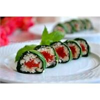 Çakma Sushi Tarifi