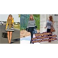 Çizgililer, Moda Trendleri Arasında