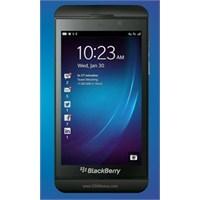 Blackberry Z10 Ve Q10 Tanıtıldı