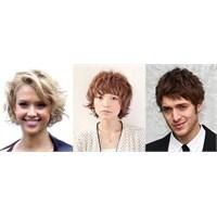 En Çok Tercih Edilen Kısa Dalgalı Saç Modelleri