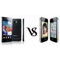 İphone 4s Vs Galaxy S2 Beton Testi!
