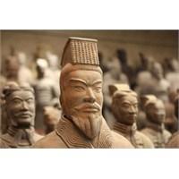 Yeraltı Ordusu'nun Terracotta Askerleri