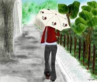 Yağmurlu Bir Gün...