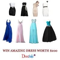 Dressale Free Christmas Giveaway Win Amazing Dress