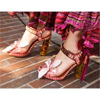 2012 Baharı En Hit Ayakkabı Tasarımları