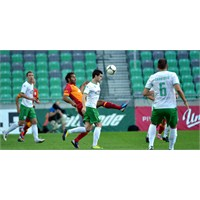 Hazırlık Maçı   Olimpija Ljubljana - Galatasaray