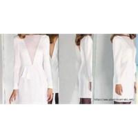 Şık Abiye Elbiseleri 2014