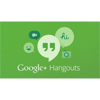 Google'ın Yeni Mesejlaşma Servisi Hangouts [Video]