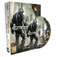 Huzurlarınızda Crysis 2