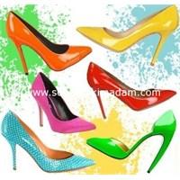 Neon Ayakkabı Modelleri