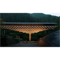 Yusuhara Ahşap Köprü Müzesi