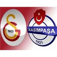 Galatasaray 3 - 1 Kasımpaşaspor