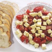 Süper Yigith Salatası (Tarifi Ve Resimleri)