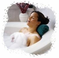 Aromatik Yağlar İle Vücut Banyosu