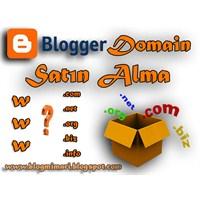Blogger Domain Nasıl Alınır? (Detaylı Anlatım)