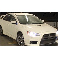 Test – Mitsubishi Lancer Evolution X (100. Test)