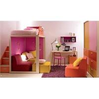 Renkli Çocuk Odası Takımı