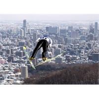 Kayakla Atlama Sezonu Başlıyor