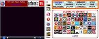 Netten Canlı Televizyon İzle