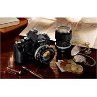 Nikon Df Full Frame Dslr Tanıttı...